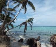 Ontspannen aan de Corn Islands Nicaragua.
