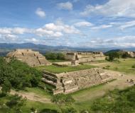 Rondreis Monte Alban Oaxaca.