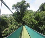 Hangbruggen arenal costa rica