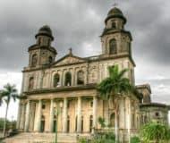 Rondreis door Nicaragua, begin in Managua.