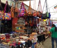 Bezoek de Masaya markt tijdens een rondreis Nicaragua.