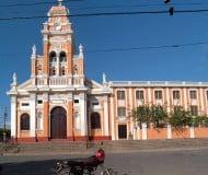 Bezoek de koloniale stad Granada, Nicaragua.