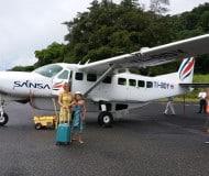 Binnenlandse vlucht Costa Rica
