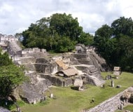 Bezoek Tikal in Guatemala vanuit Belize.