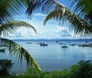 Puerto Jiménez in Costa Rica