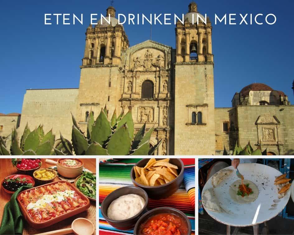 eten en drinken mexico