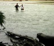Puerto Jimenez in Costa Rica