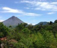 Vulkaan Arenal in Costa Rica