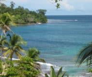Bocas del Toro eiland in Panama