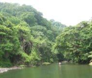 Nationaal Park Corcovado La Leona Ranger Station in Costa Rica