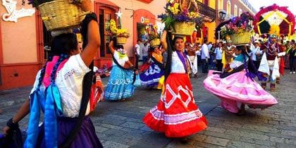 reizen naar mexico