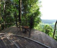 Uitzicht Matapalo
