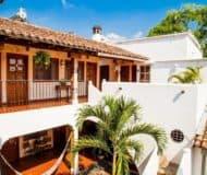 Hotel Copán in El Salvador