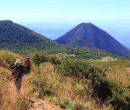 San Salvador vulkaan
