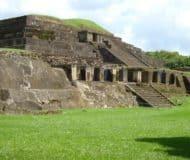 Tazumal El Salvador