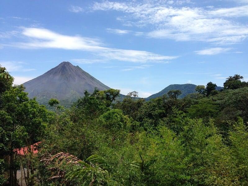 Arenal bezienswaardigheden Costa Rica