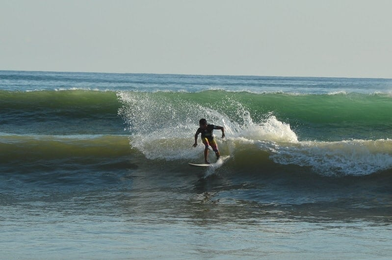 Dominical surfen rondreis Costa Rica