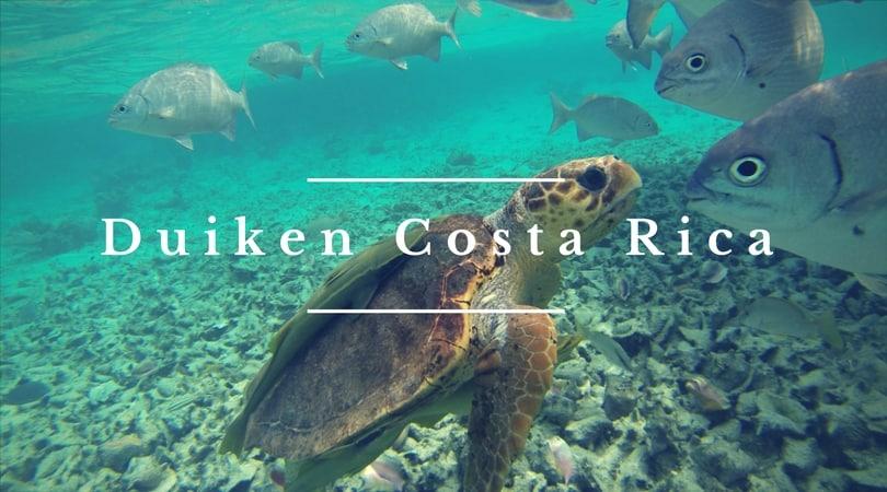 duiken costa rica