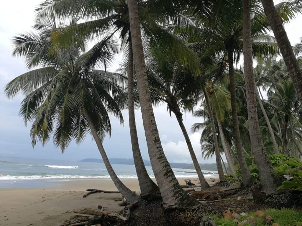 santa teresa strand
