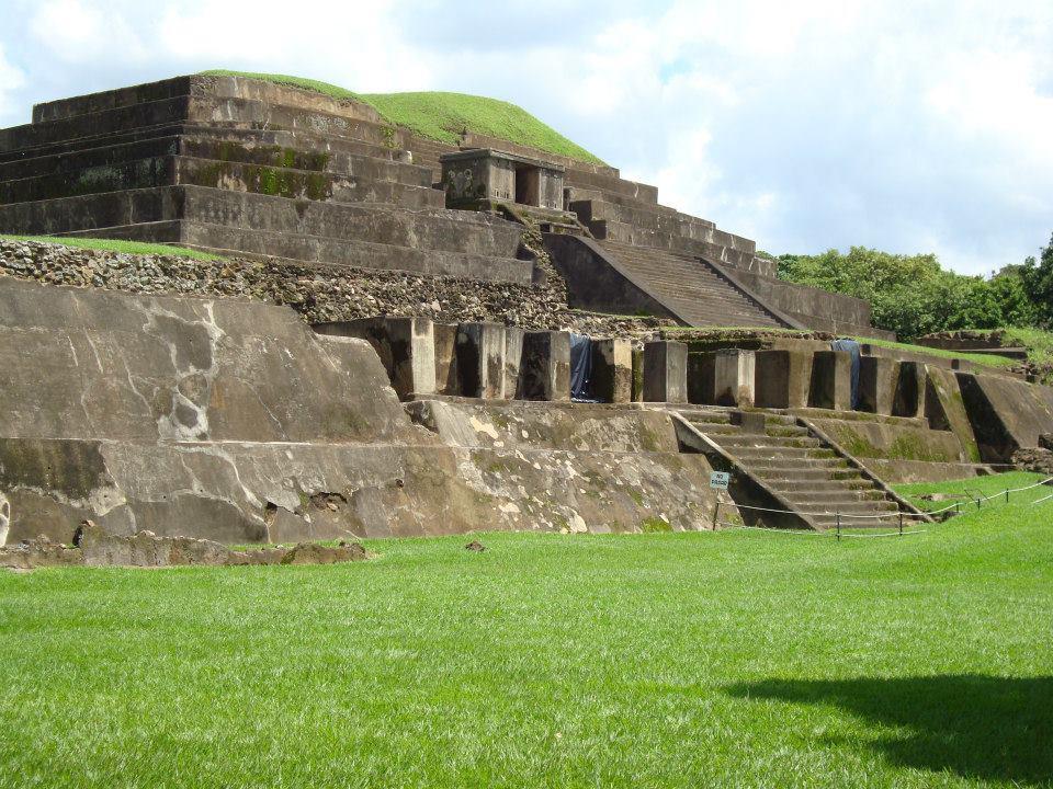 tazumal ruine