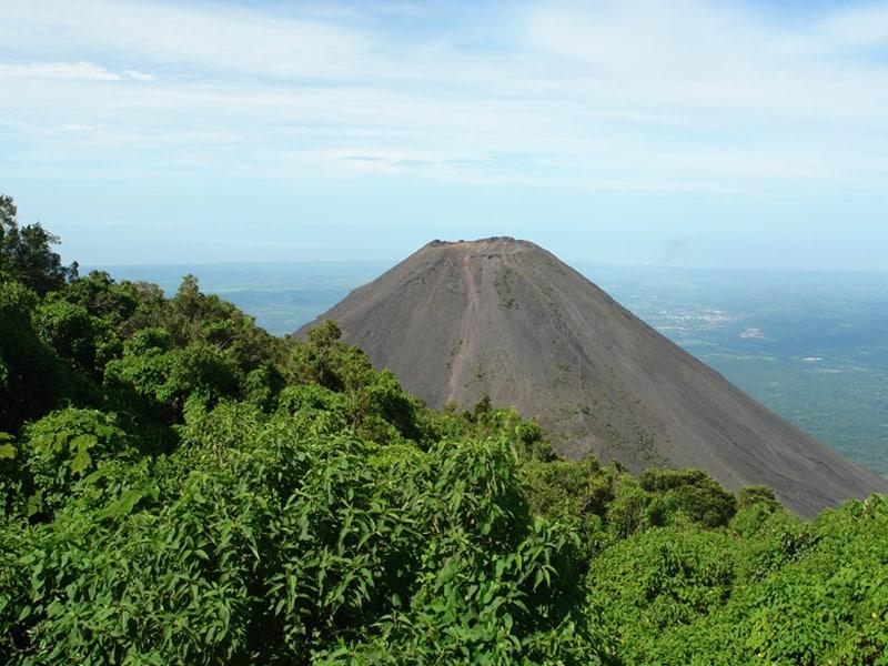 vulkaan san salvador