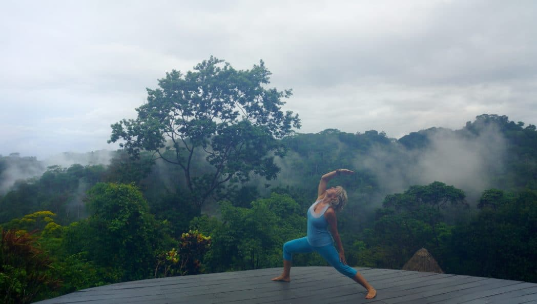 yoga luna lodge