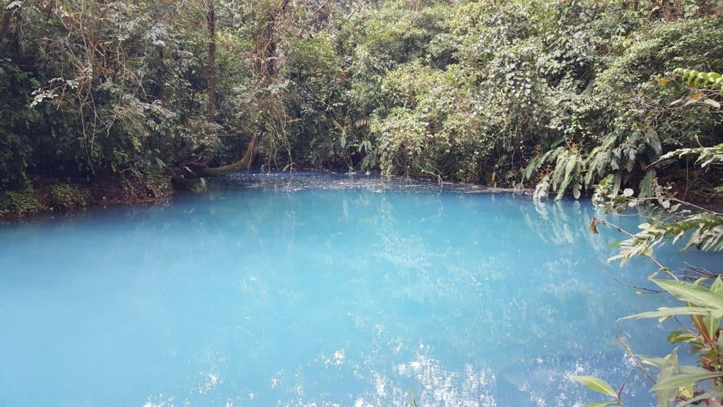 rio celeste costa rica