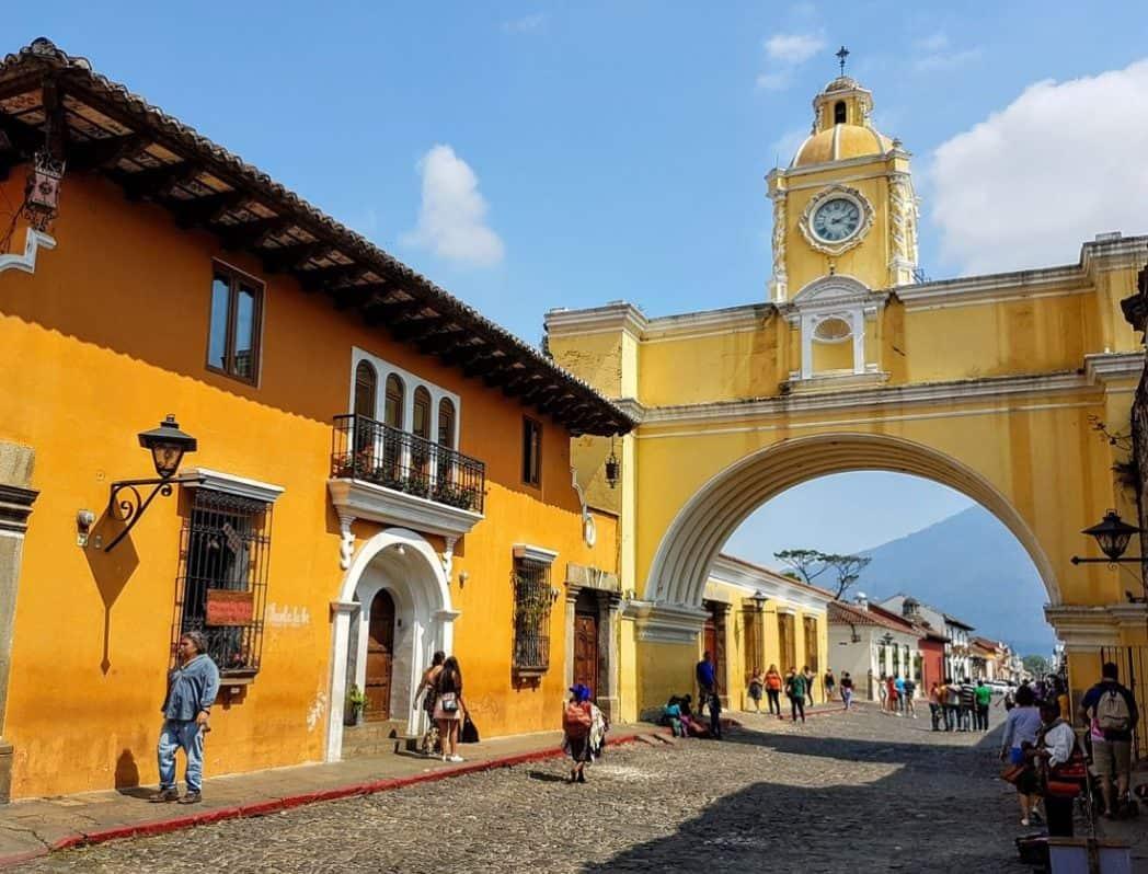 reizen naar Guatemala
