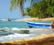 Puerto Viejo de Talamanca, familiereis Costa Rica