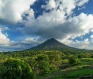 Arenal vulkaan, familiereis Costa Rica