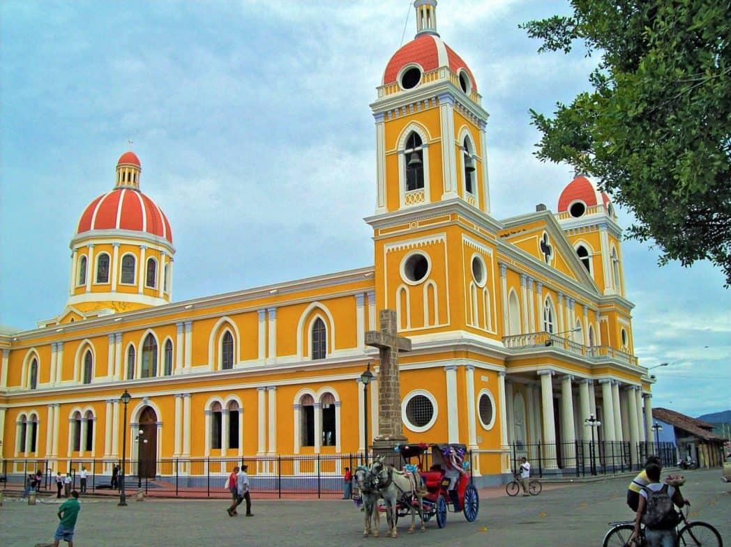 Kathedraal Granada Nicaragua