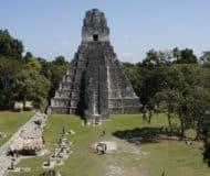 Tikal guatemala belize