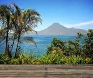 Meer van Atitlán, guatemala belize