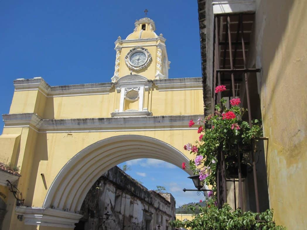 guatemala belize antigua