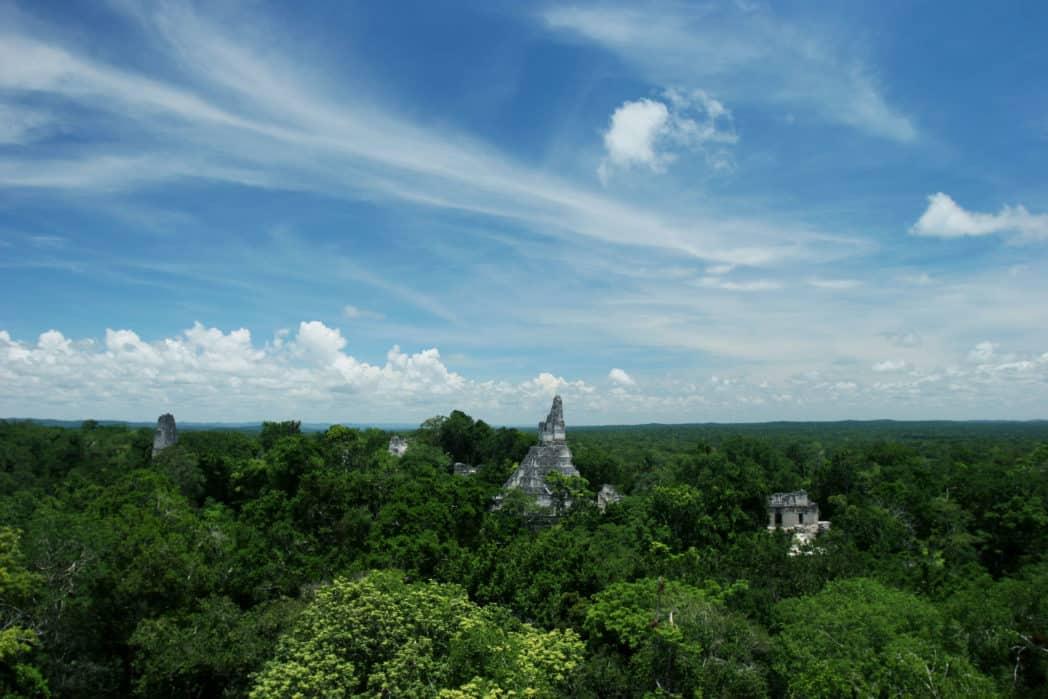 tikal mayastad