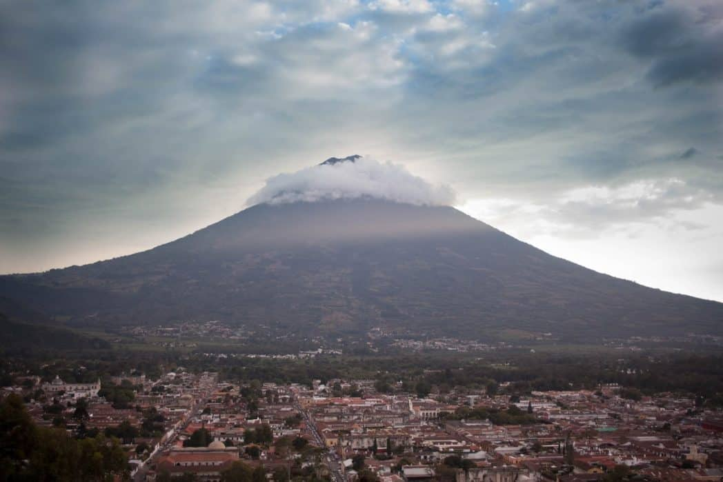 vulkaan antigua