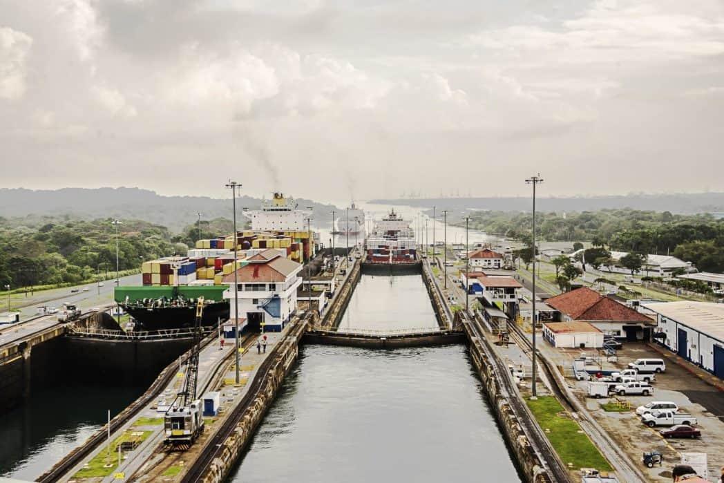 costa rica of panama panamakanaal