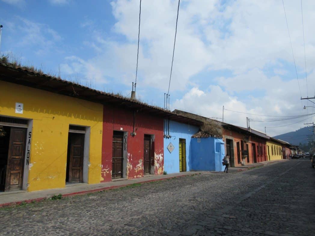 reisverslag guatemala antigua