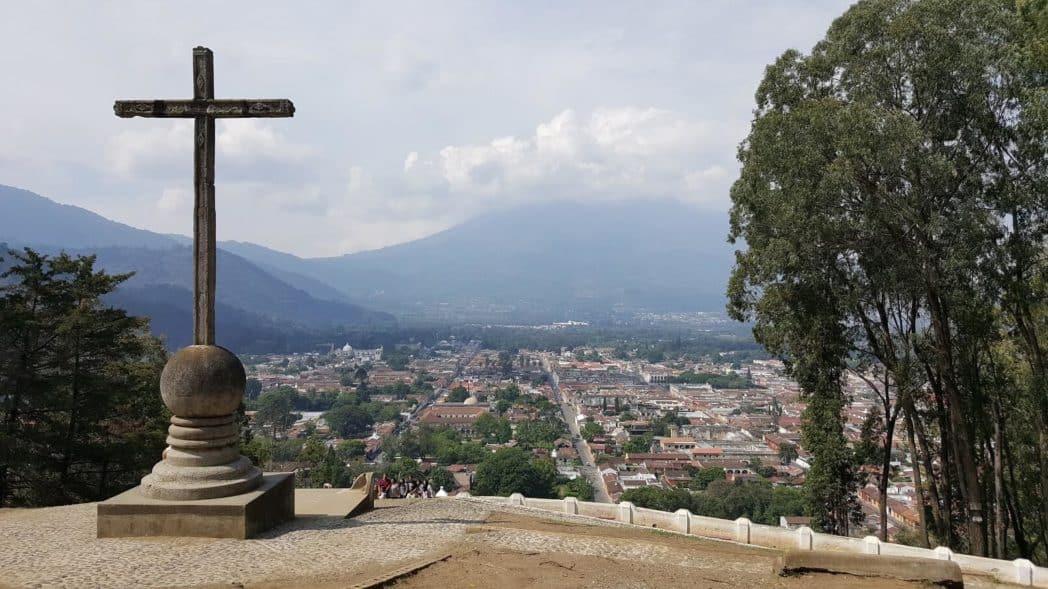reisverslag guatemala cerro de la cruz