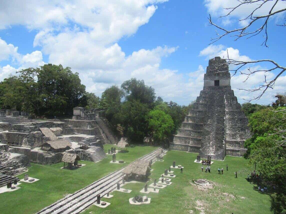 reisverslag guatemala tikal