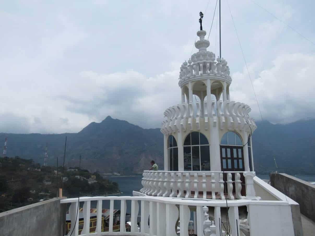 reisverslag guatemala kerkje