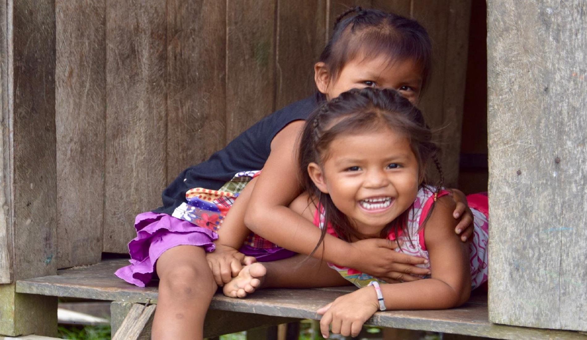 Amazone colombia locals