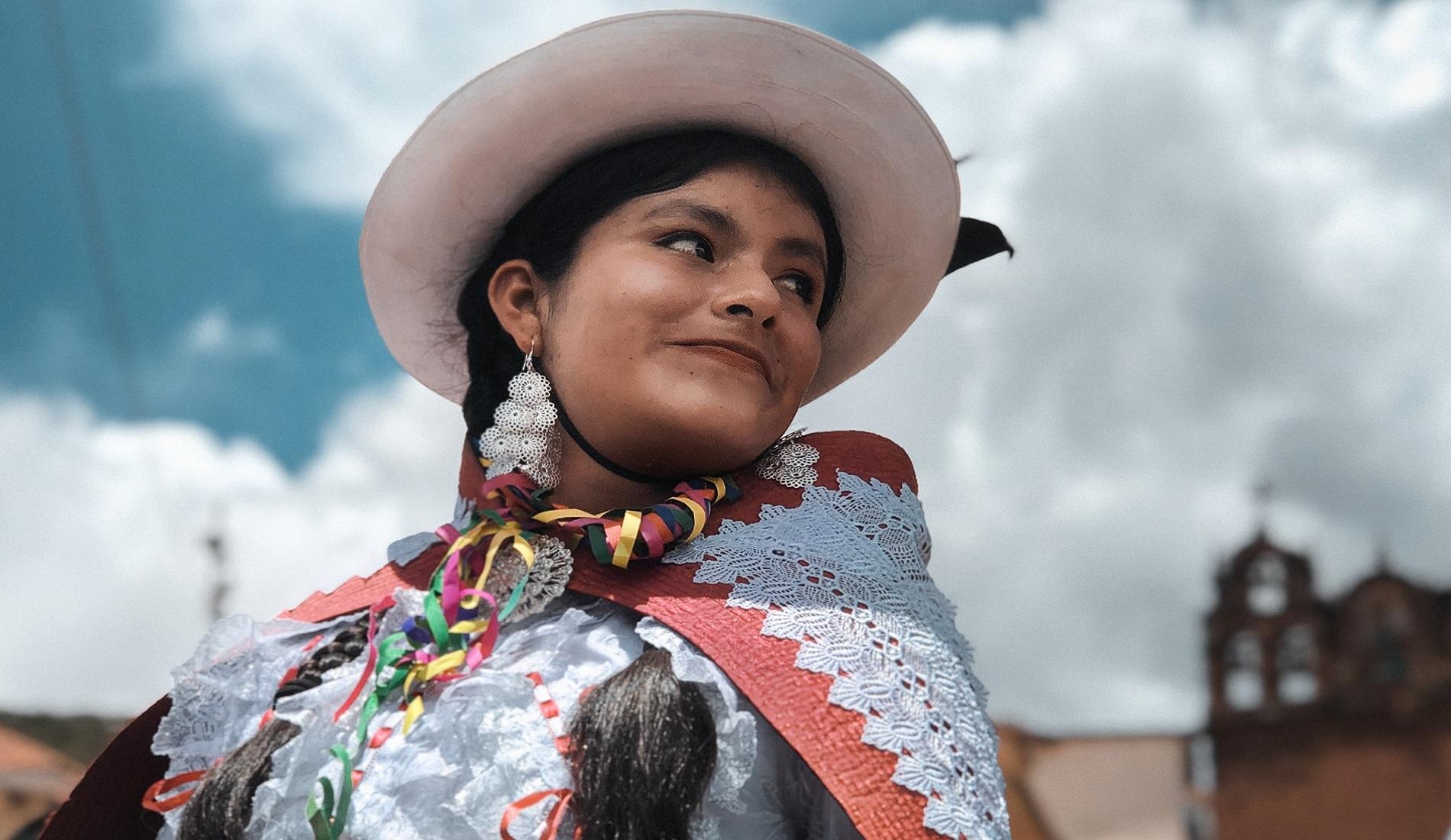 Andes en Amazone Peru
