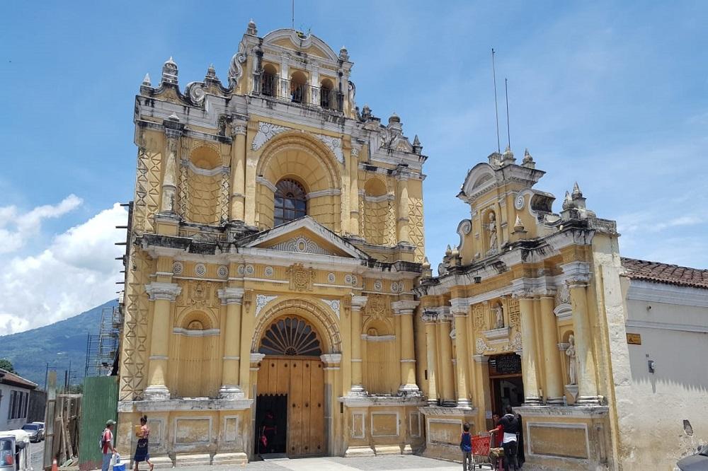 Antigua kerk