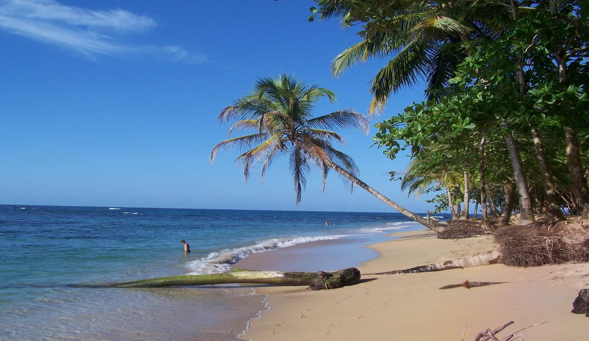 Arrecife beach costa rica reizen