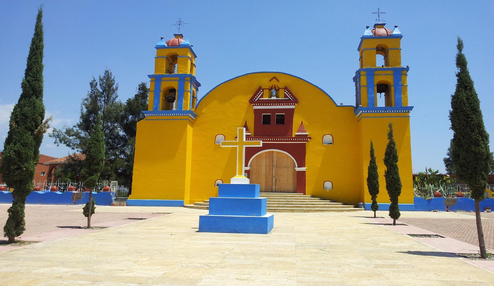 Atzompa Mexico reizen