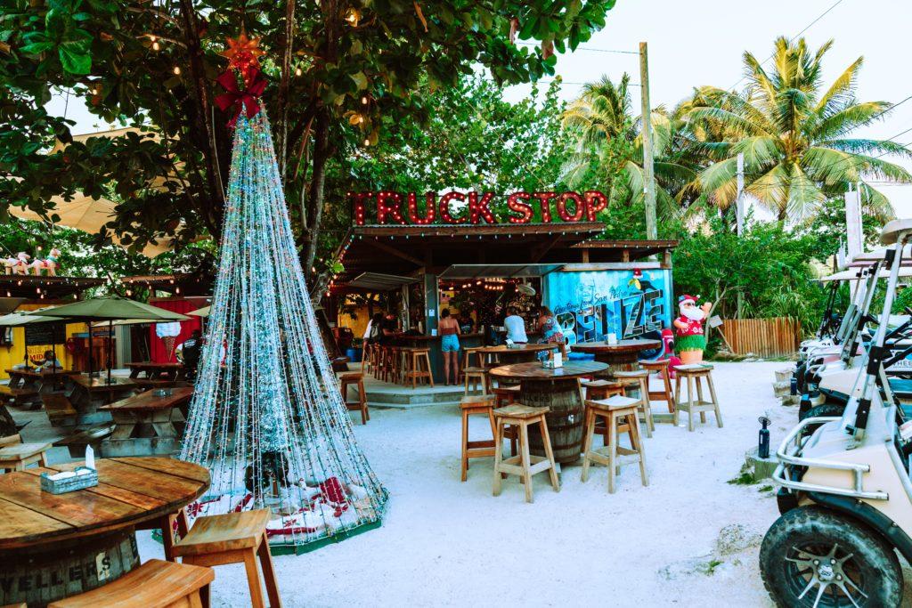 Belize Kerstvakantie