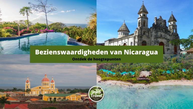 Bezienswaardigheden Nicaragua