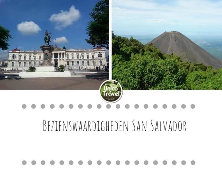 Bezienswaardigheden San Salvador