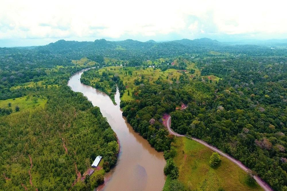 Boca Tapada omgeving